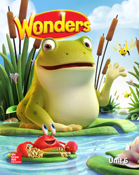 Wonders Reading/Writing Workshop, Volume 6, Grade K