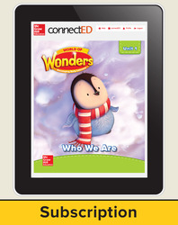 World of Wonders Student Workspace 6-Year Subscription