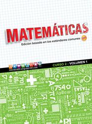 Glencoe Math, Course 2, Volume 1, Spanish Student Edition