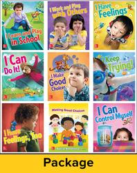 World of Wonders Social-Emotional Mini Big Book Package