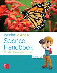 Inspire Science Grade 3, Science Handbook Level 1