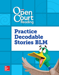 Open Court Reading, Practice Decodable Takehome Stories Blackline Master, Grade 3
