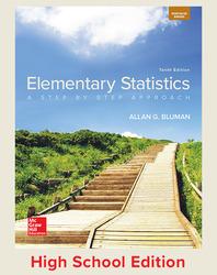 Bluman, Elementary Statistics © 2018, 10e, Student Edition