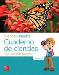 Ciencia que Inspira, Cuaderno de Ciencias Nivel 1