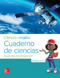 Ciencia que Inspira, Cuaderno de Ciencias Nivel 2