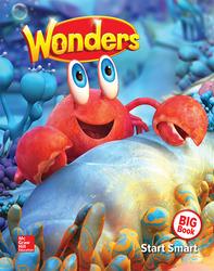 Wonders Reading/Writing Workshop Start Smart Big Book, Grade K