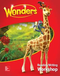 Wonders Reading/Writing Workshop, Volume 3, Grade 1