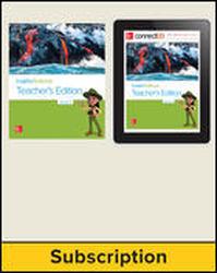 Inspire Science 2.0 Grade 3 Basic Teacher Bundle with Print Teacher's Edition and Online Teacher Center, 3 Year Subscription