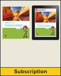 Inspire Science 2.0 Grade 5, Basic Teacher Bundle with Print Teacher's Edition and Online Teacher Center, 5 Year Subscription