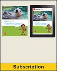 Inspire Science 2.0 Grade K, Basic Teacher Bundle with Print Teacher's Edition and Online Teacher Center, 5 Year Subscription