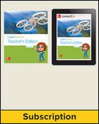 Inspire Science 2.0 Grade 1, Basic Teacher Bundle with Print Teacher's Edition and Online Teacher Center, 7 Year Subscription