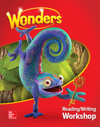 Wonders Reading/Writing Workshop, Volume 2, Grade 1