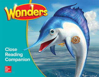 Wonders Close Reading Companion Annotated TE, Grade 2