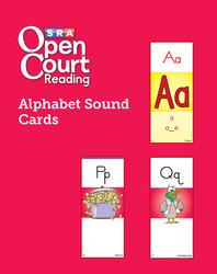 Open Court Reading, Desk Strips (set of 12), Grade K