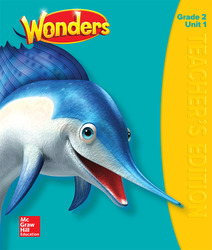 Wonders Teacher's Edition, Volume 1, Grade 2