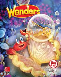 Wonders Reading/Writing Workshop Big Book, Grade K, Volume 2