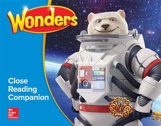 Wonders, Grade 6, Close Reading Companion Classroom Set