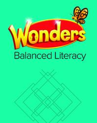 Wonders Balanced Literacy Leveled Reader Chart, Grade 2