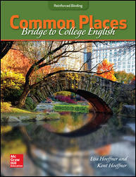Hoeffner, Common Places: Bridge to College English © 2017, 1e, Annotated Teacher's Edition