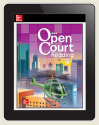 Open Court Reading Word Analysis Kit Grade 4 Student License, 6-year subscription