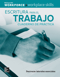 Workplace Skills Practice Workbook, Writing for Work (Spanish Edition), 10-pack