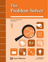 The Problem Solver, Grade 1: Student Workbook English