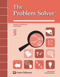 The Problem Solver, Grade 5: Student Workbook English