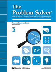 The Problem Solver, Grade 2: Teacher's Edition English/Spanish (with CD-ROM)
