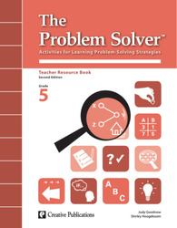 The Problem Solver, Grade 5: Teacher's Edition English/Spanish (with CD-ROM)
