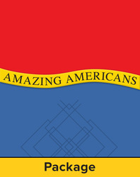 Amazing Americans, Contemporary United States Era 1968 - Present (Mixed 5-pack)