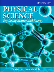 Physical Science: Exploring Matter and Energy - Hardcover Teacher's Edition'