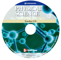 Physical Science: Exploring Matter and Energy - Teacher CD-ROM