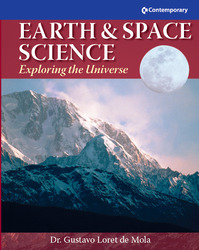 Earth & Space Science: Exploring the Universe, Hardcover Teacher's Edition