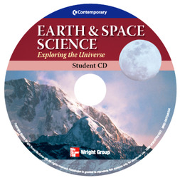 Earth & Space Science: Exploring the Universe - Student CD-ROM Only