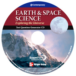 Earth & Space Science: Exploring the Universe - ExamView® Assessment Suite CD-ROM