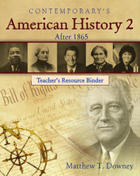 American History 2 (After 1865), Teacher CD-ROM Only