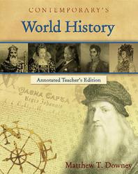 World History - Teacher CD-ROM Only