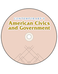 American Civics and Government, Teacher CD-ROM Only