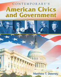 American Civics and Government, Overhead Transparencies Only