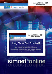 SimNet for Office 2007 One Module
