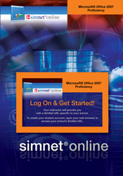 SimNet for Office 2007 Proficiency