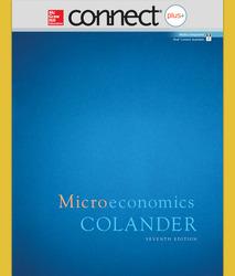 Connect Online Access Microeconomics