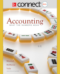 Connect Online Access for Accounting: What the Numbers Mean