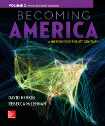 Becoming America, Volume II: From Reconstruction