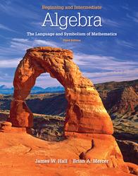 Lecture Guide Beginning and Intermediate Algebra