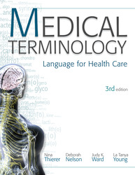 MP Medical Terminology: Language for Health Care w/Student CD-ROMs and Audio CDs