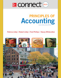 Connect Online Access for Principles of Accounting