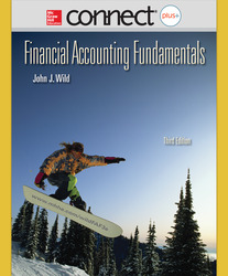 Connect One Semester Online Access for Financial Accounting Fundamentals