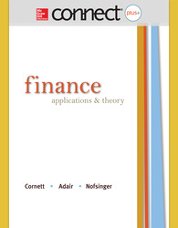 Connect Online Access for Finance: Applications & Theory