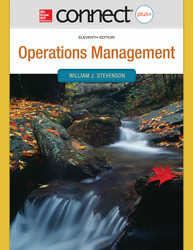 Connect 1-Semester Online Access for Operations Management 11e